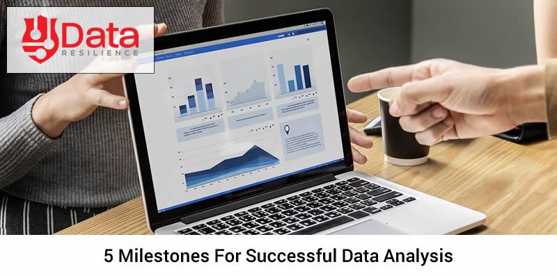 5 Milestones For Successful Data Analysis